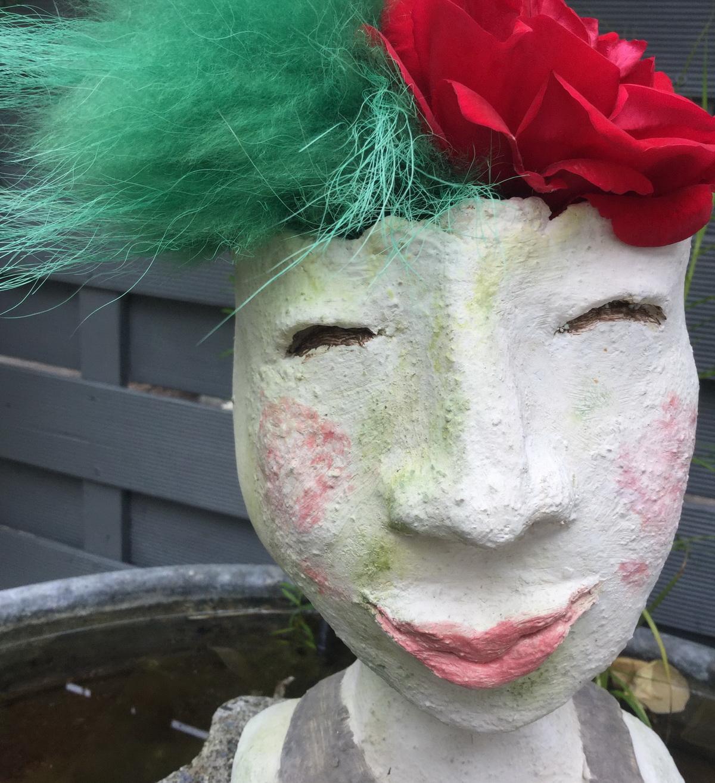 Grün im Kopf