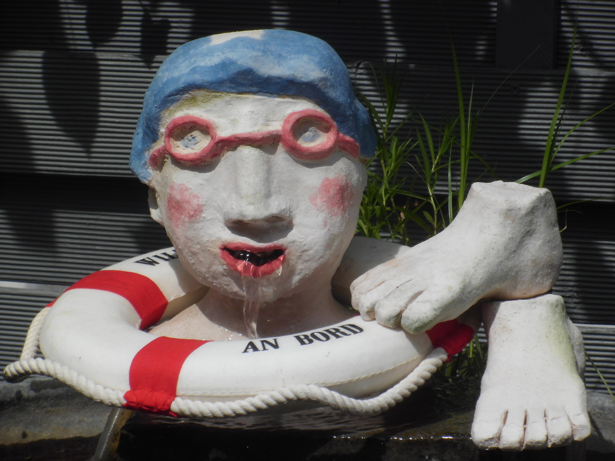 Alfred der Bademeister aus der Färbergasse